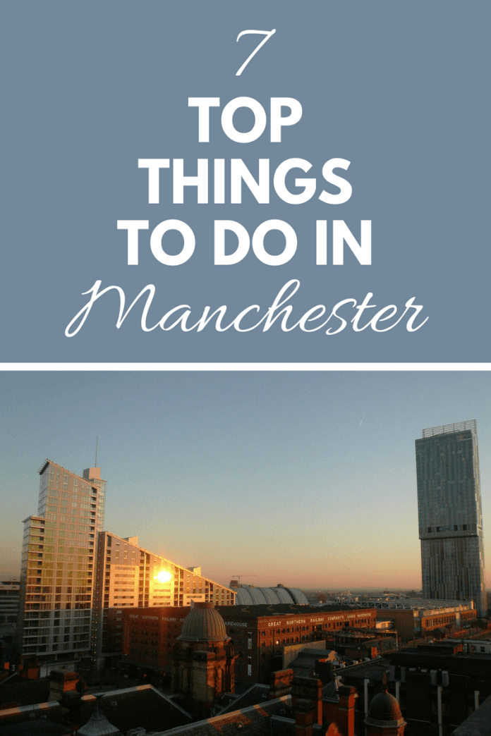 Heading to Manchester soon? Awesome! Here I share my top 7 things to do in Manchester, based on personal experience. Get planning...