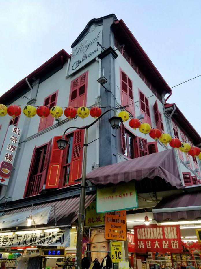 48 hour Singapore travel itinerary: Chinatown