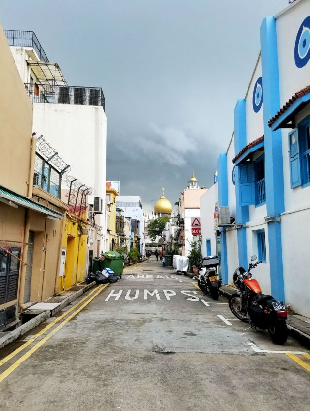 48 hour Singapore travel itinerary: Kampong Glam streets
