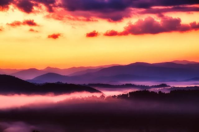 Great Smoky Mountains: Best National Parks To Photograph