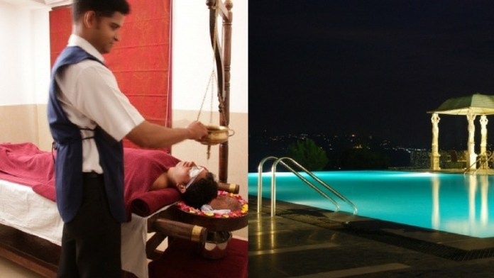 Best spa trips in India - Suryavilas Luxury Spa Resort, Solan