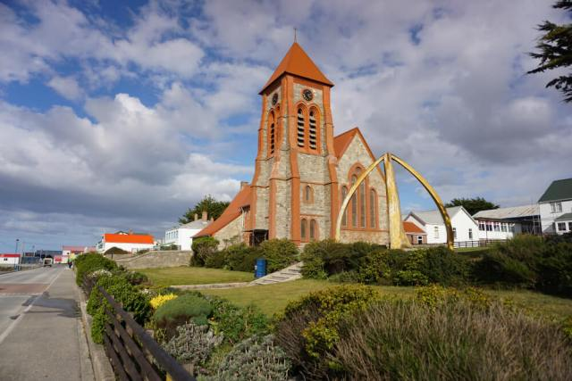 Christ Church Cathedral Stanley - Falkland Islands