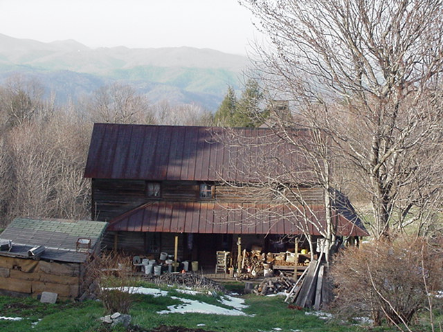 The Hick's Homeplace