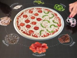 Пиццерия будущего - как вам она?