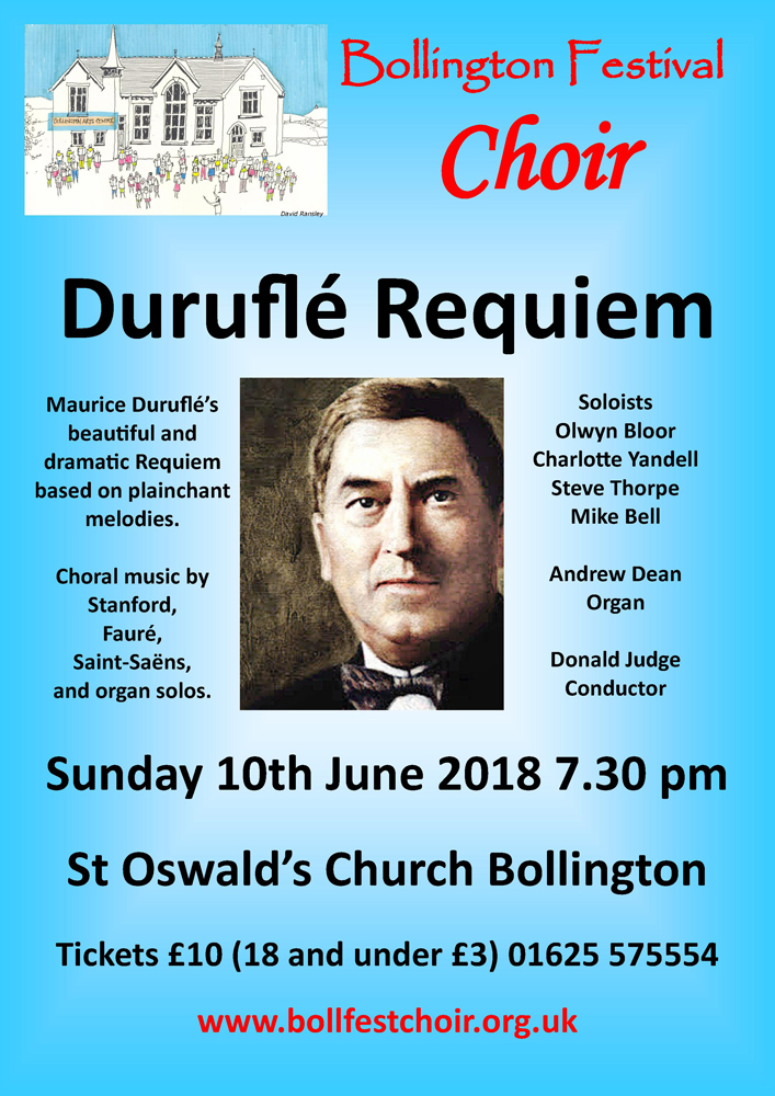 Bollington Festival Choir Concert
