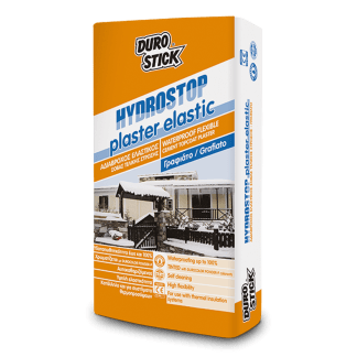 Durostick Hydrostop Plaster Elastic – Γραφιάτο 25kg