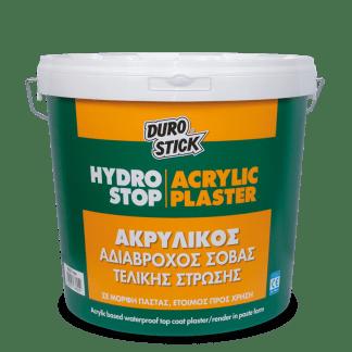 Durostick Hydrostop Acrylic Plaster