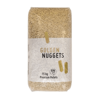 Golden Nuggets Premium Pellets 15kg