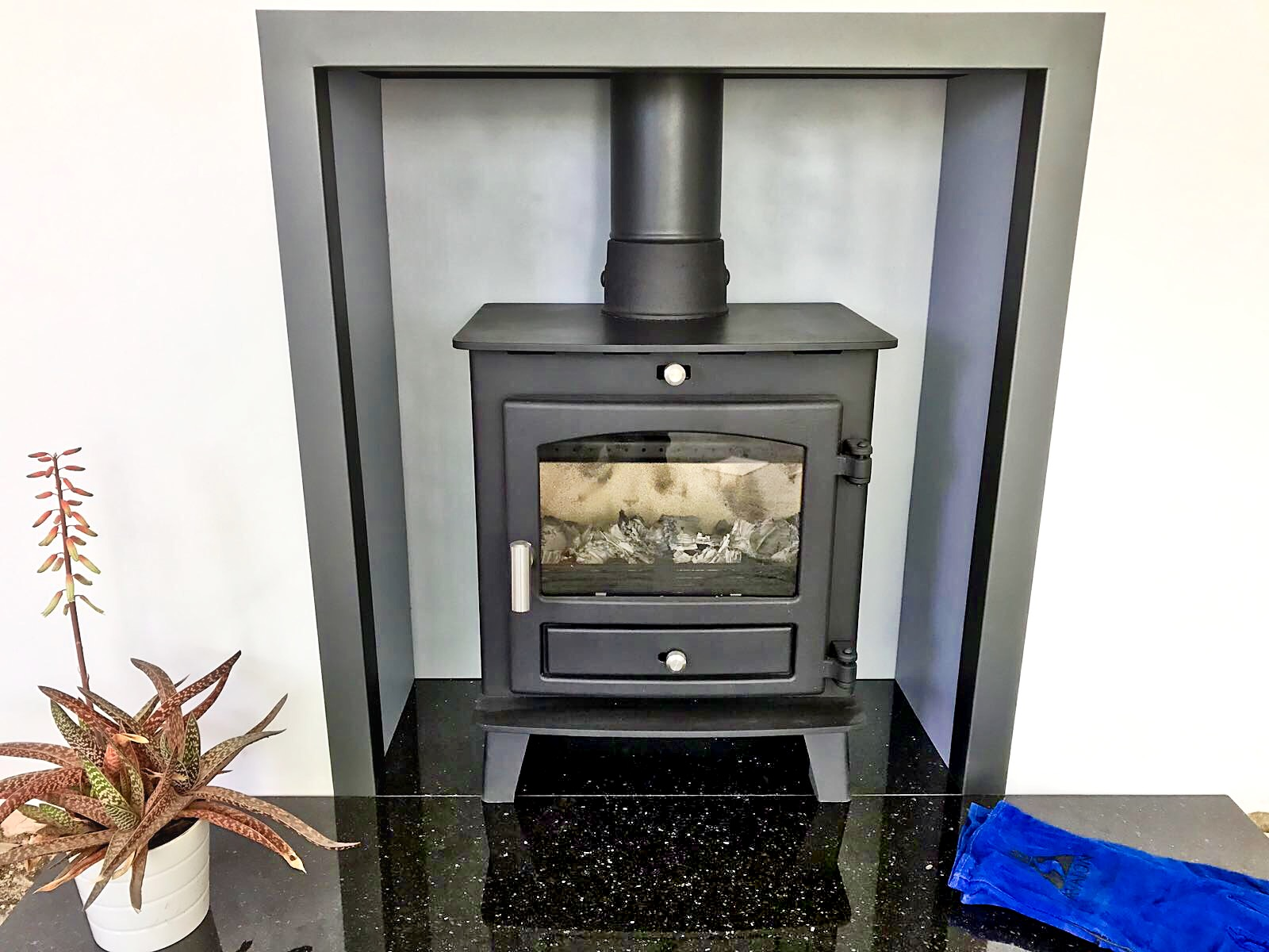 Wood Burner Installation Eccles