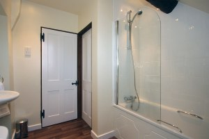 Photograph of barhroom