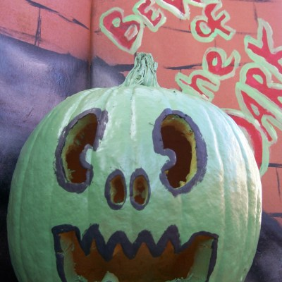 Graffiti Pumpkin Patch