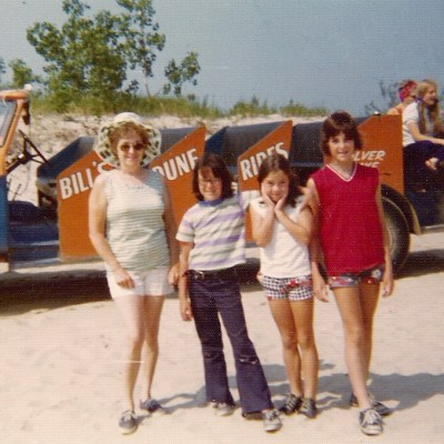 Dune Buggy Memories from Silver Lake Sand Dunes