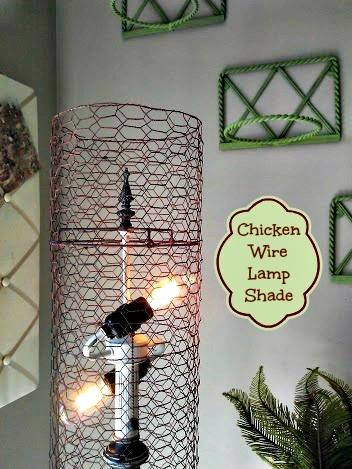 Diy wire mesh lamp shade image collections wiring table and diy chicken wire lamp shade stowtellu chicken wire lamp shade stowandtellu keyboard keysfo image collections greentooth Images