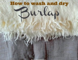 How-to-wash-and-dry-burlap-StowandTellU
