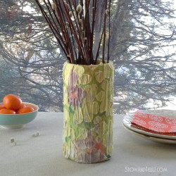 salvaged-repurposed-blouse-to-spring-vase