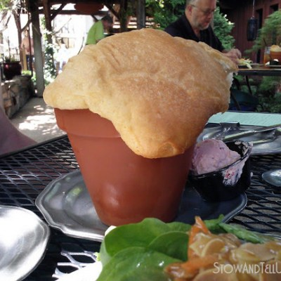 Flower Pot Bread at Patti's Settlement: LBL part5