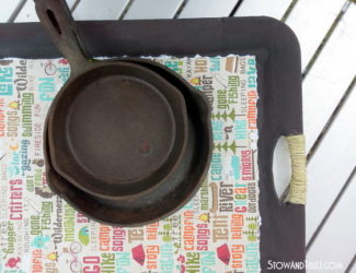 decoupaged-camping-tray
