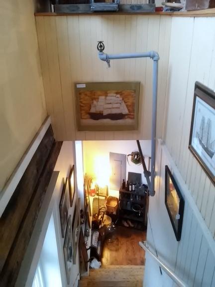 portland-flea-for-all-stairway