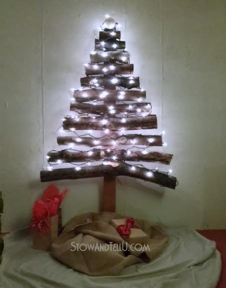 diy-stacked-log-christmas-tree-http://www.stowandtellu.com