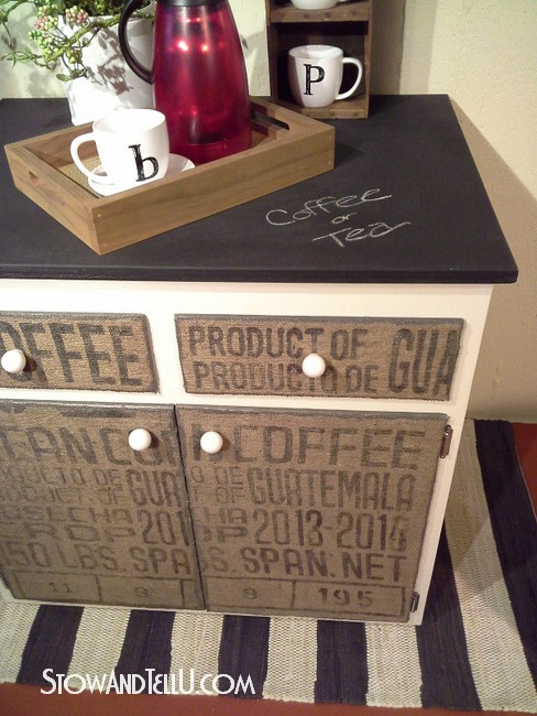 diy decoupage furniture. diy decoupaged coffee sack furniture cabinet diy decoupage t