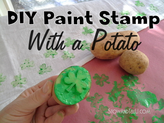 how-to-make-diy-paint-stamp-with-potato-http://www.stowandtellu.com
