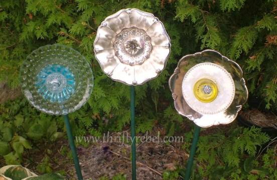 faux-garden-projects-plate-flowers