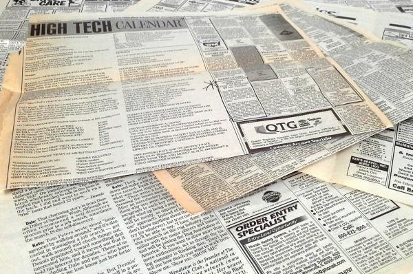 old-newspaper