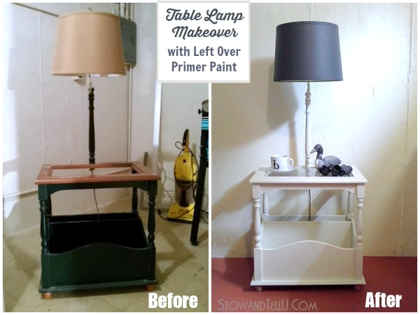 table-lamp-makover-with-leftover-primer-paint-http://stowandtellu.com