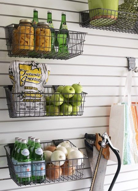20 Faux kitchen pantry ideas that could work for a kitchen with no pantry space - StowandTellU.com