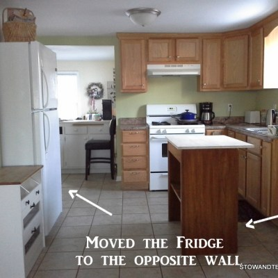 How I Found More Kitchen Counter Space