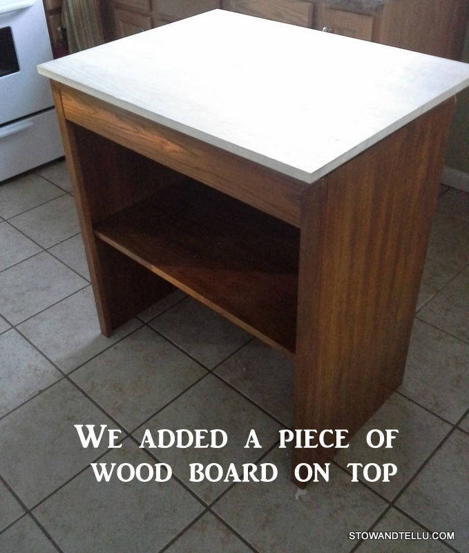 Ideal how to make cheap kitchen island