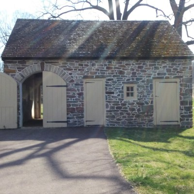 Glimpse of Restoration at Valley Forge
