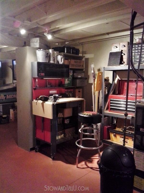Basement-hidden-workshop-nook-StowandTellU.com