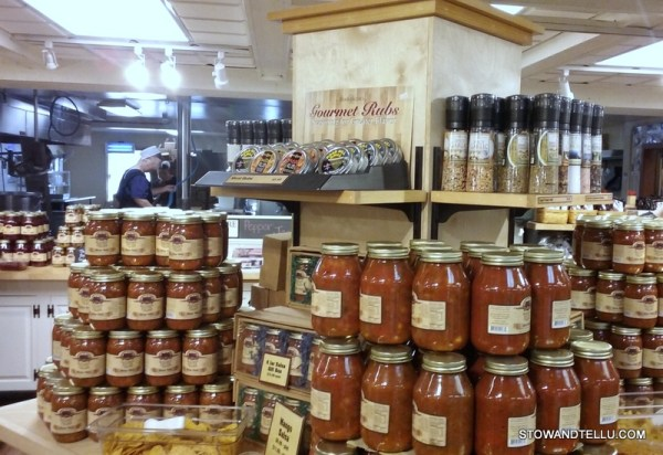 Short visit through Amish Country is worth the trip - Pennsylvania-Dutch-Amish-Country-village-stores - StowAndTellU.com