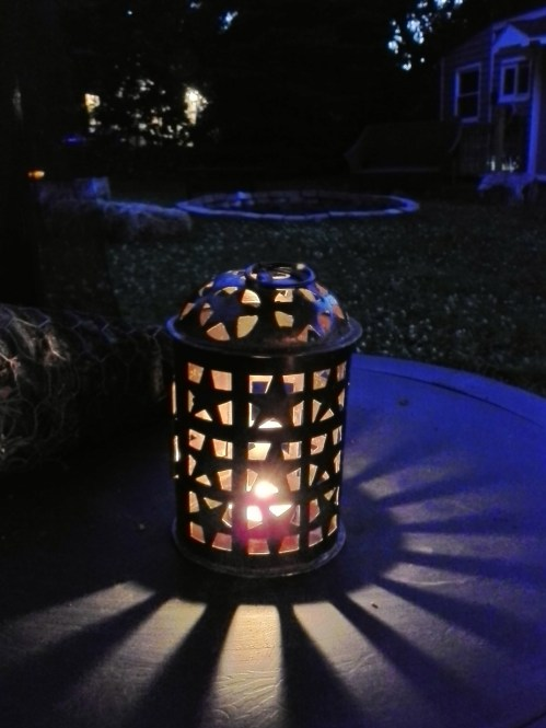 7 Faux diy punched tin lantern ideas - StowandTellU.com