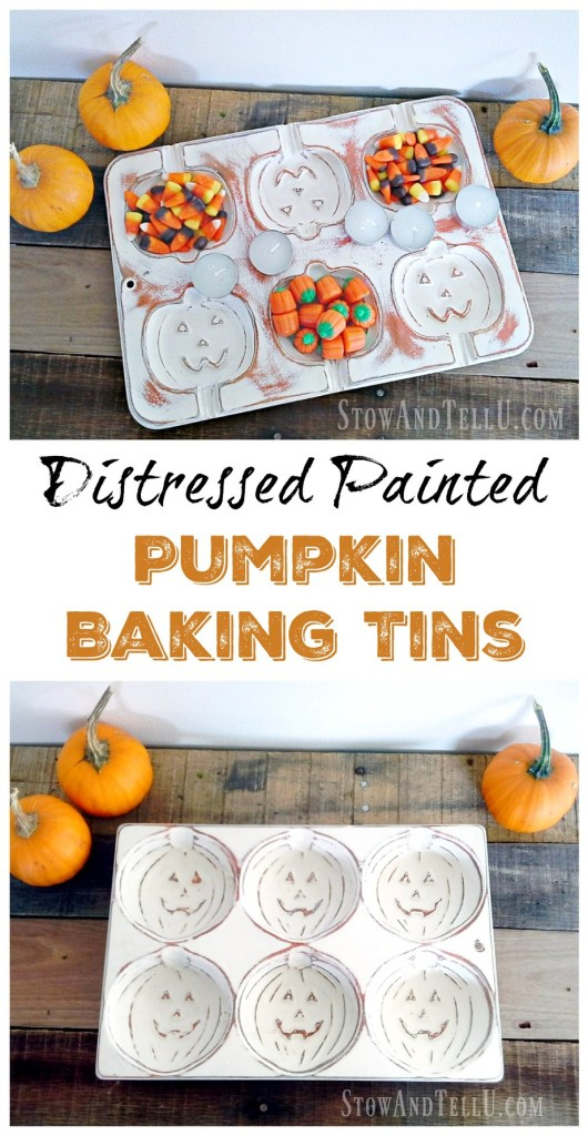 diy-painted-pumpkin-baking-tins - StowandTellU