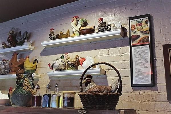 Dell-Rhea-vintage-chicken-collection