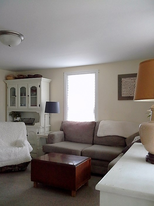 New old living room layout redesign