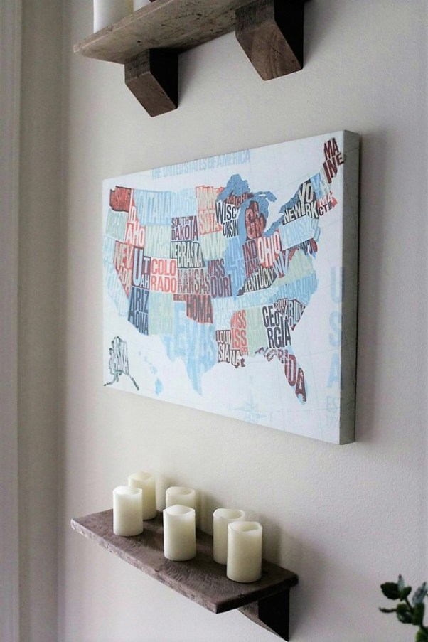 map-canvas-art
