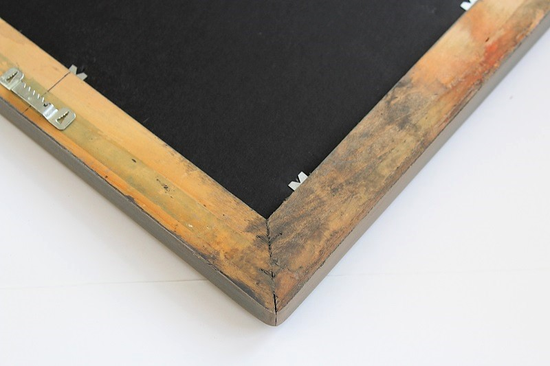 5 Tips for how to reuse picture frames to update artwork | update unseen frame parts | stowandtellu.com