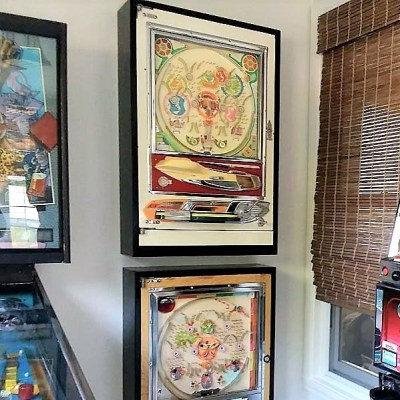 How to make French Cleat Mounted Pachinko Cabinets | Hanging Pachinko Cabinets to the Wall | stowandtellu.com