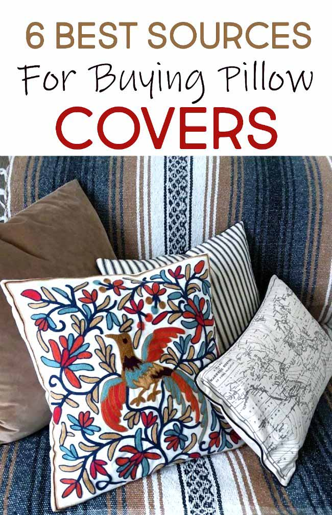 The Simplified List For Where To Buy Throw Pillow Covers