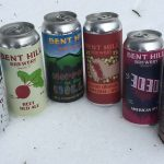 Bent Hill Brewery Beers