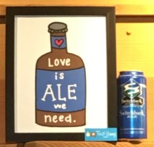 October 13, 2018 - Sign at Switchback Brewing Company in Burlington, Vermont