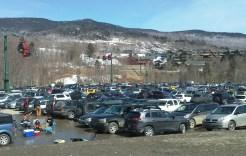 Full Parking Lot = Good Times
