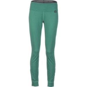 Under our shell pants we wear Thermal-Weight Capilene bottoms from Patagonia for a great combination of wicking & insulation