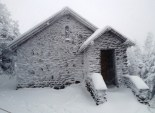 The Stone Hut after the fire