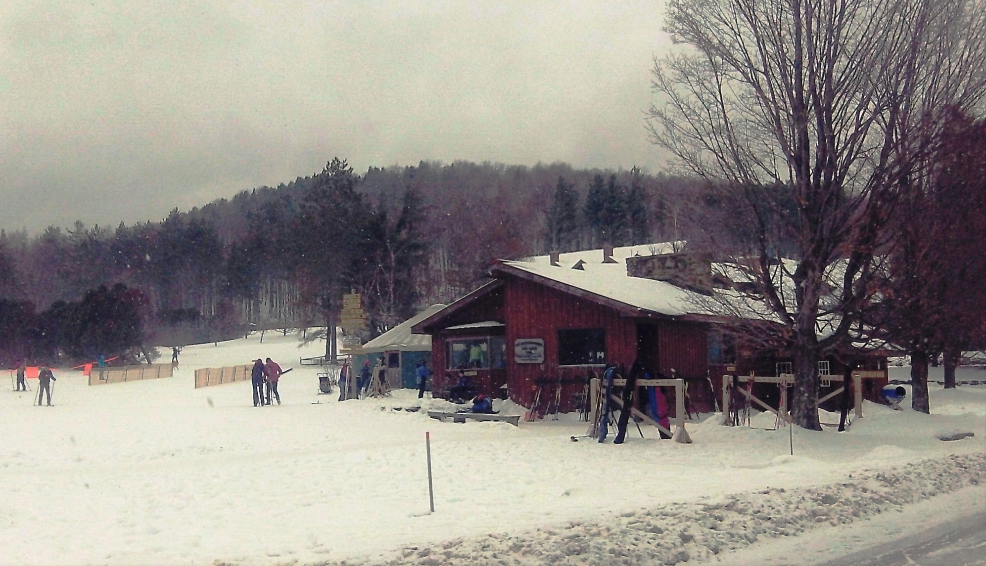 Check out what Stowe offers for Nordic Skiers