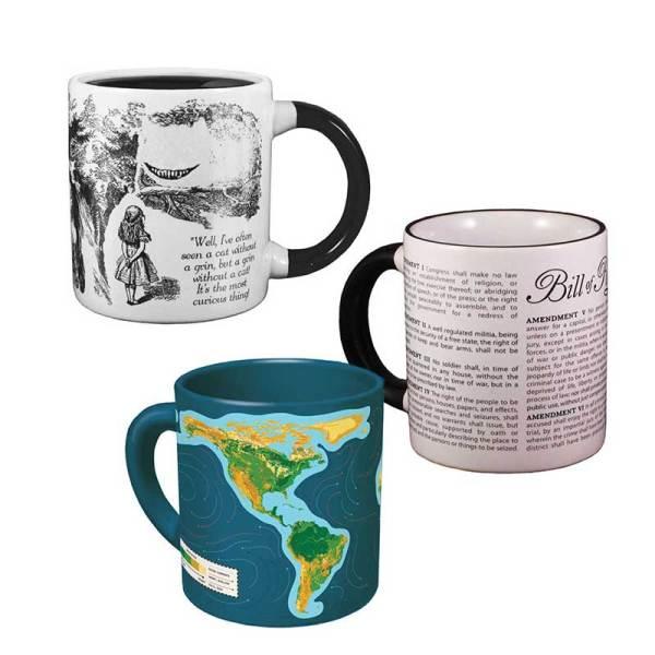 disappearing mugs