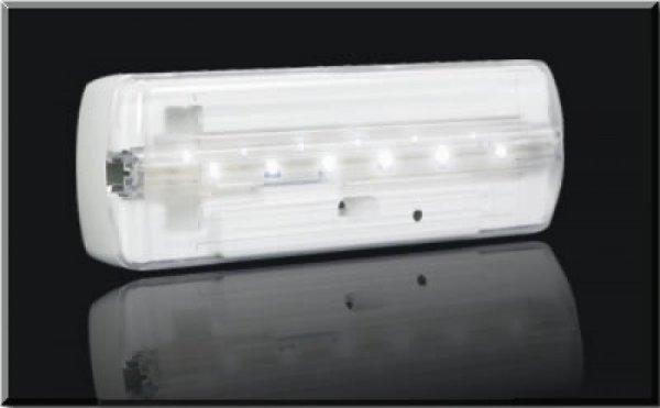 Φωτιστικό ασφαλείας GR8/9L SLIM LEDs LIGHT